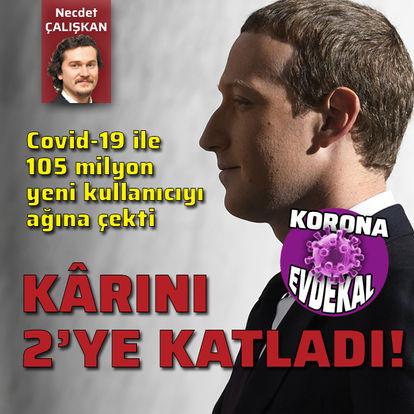 Koronavirüs facebook