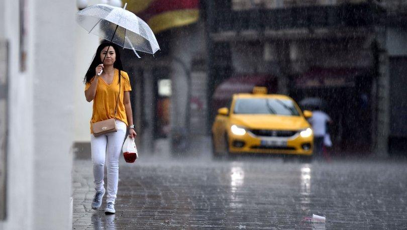 Son dakika haberler... Marmara bölgesinde bir hafta yağış etkili olacak!