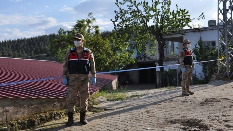 Kayseri'de 7 konuta koronavirüs karantinası