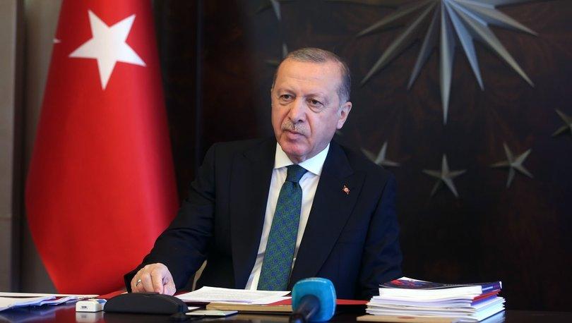 Son dakika haberler... Cumhurbaşkanı Erdoğan'dan 1 Mayıs mesajı!