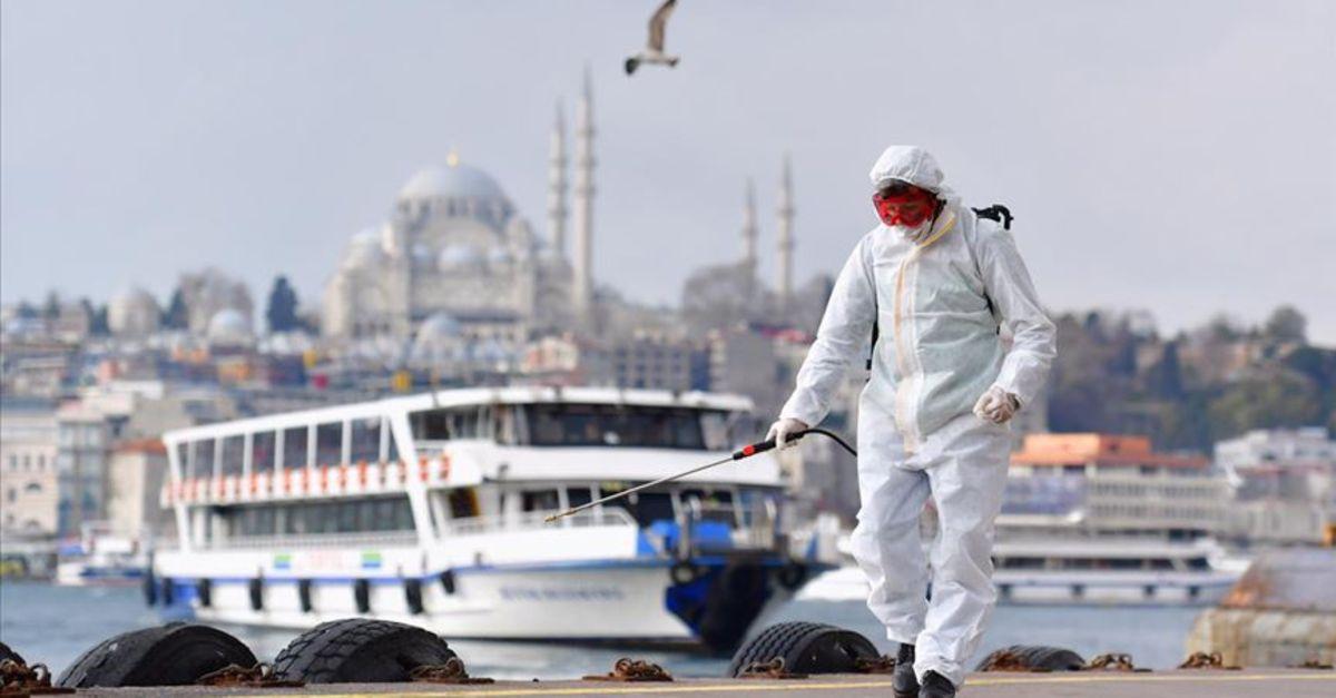 Türkiye'nin koronavirüs mücadelesine ilişkin tüm detaylar