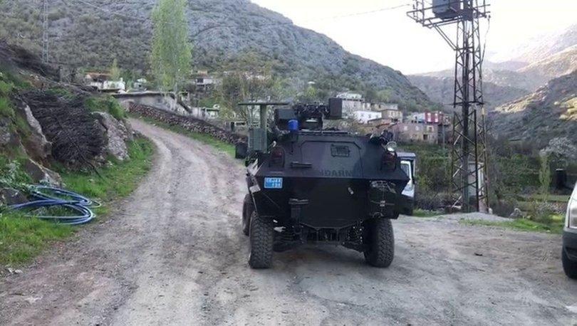 Siirt'te 2 köy karantinaya alındı