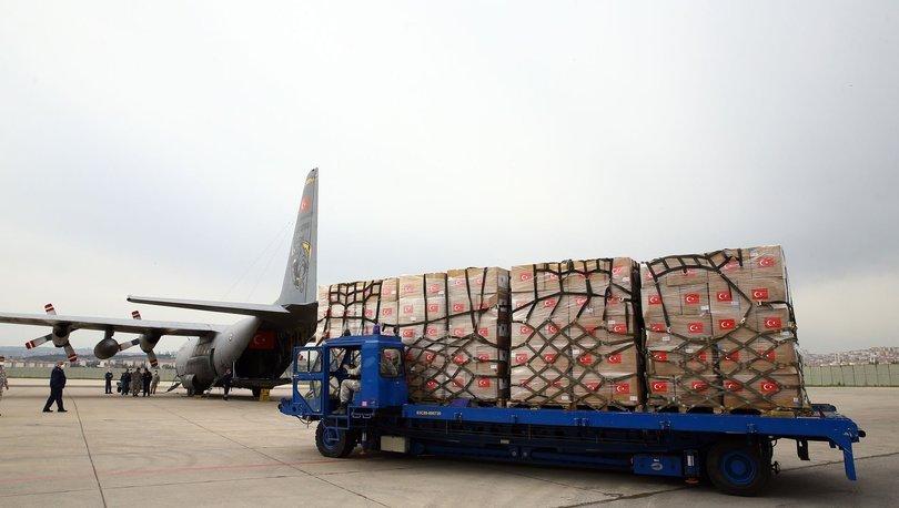 ABD'den Türkiye'ye tıbbi malzeme yardımı teşekkürü - Haberler