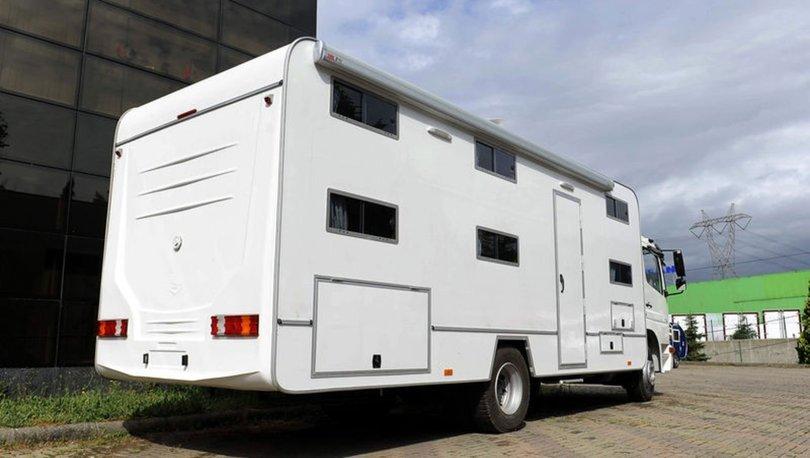 karavan tatili,