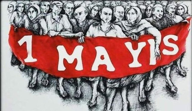 1 Mayıs sözleri - mesajları 2020! Resimli İşçi Bayramı mesajları, sözleri, görselleri: 1 Mayıs Emek ve Dayanışma Günü kutlu olsun