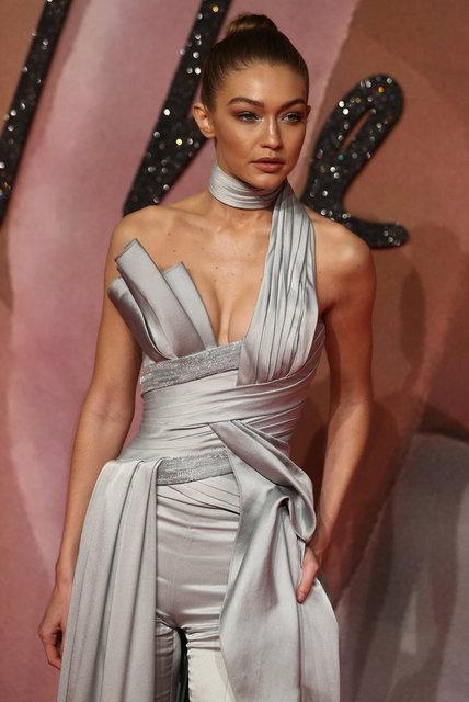 Gigi Hadid 5 aylık hamileliği doğruladı - Magazin haberleri