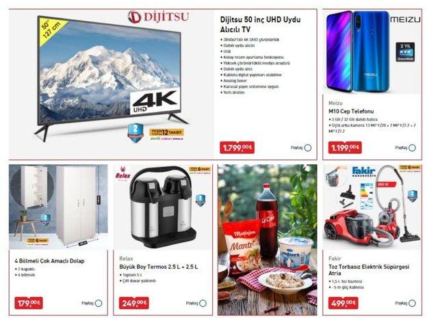 BİM 1 Mayıs 2020 Cuma aktüel ürünler kataloğu! Bu hafta BİM katalog ürünleri neler?