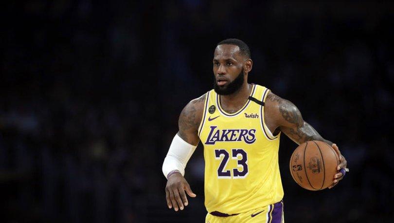 LeBron James, NBA'de sezonun tamamlanmasını istiyor