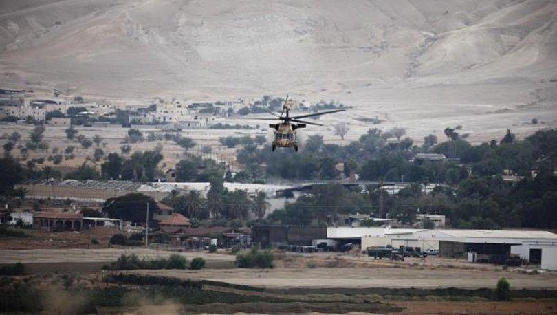 Esad rejiminden İsrail saldırısı iddiası - HABERLER