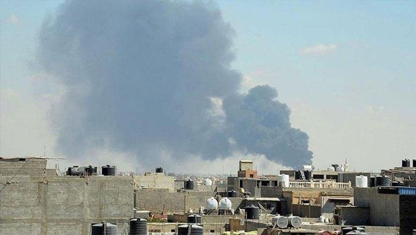 SON DAKİKA! Libya hükümetinden Hafter milislerine hava saldırısı - HABERLER