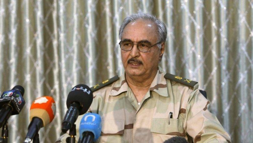 BM, sivil ölümlerinden Hafter'i sorumlu tuttu - HABERLER