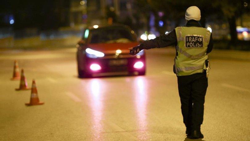 Alkollü sürücüden dezenfektan savunması