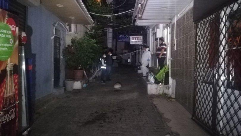İzmir'de iki yıldır kaldığı otel odasında ölü bulundu