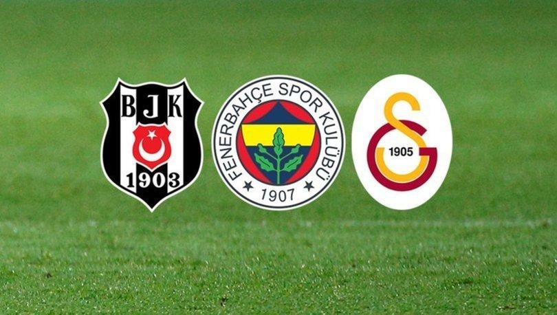 Beşiktaş, Fenerbahçe ve Galatasaray'dan 1 Mayıs mesajları