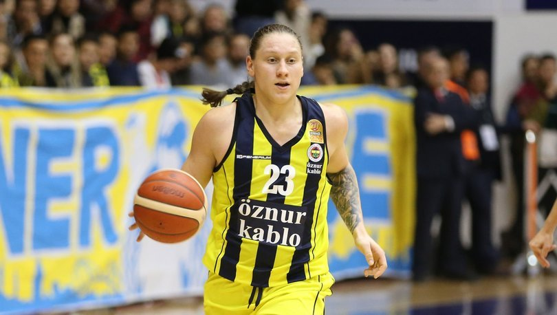 Avrupa Ligi'nin en değerli oyuncusu Fenerbahçeli Iagupova