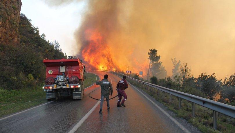 Son dakika haberler... Orman yangınlarıyla mücadelede önemli adım!