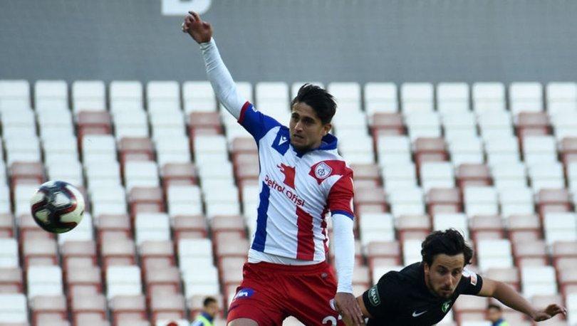 Altınordulu futbolcu Yusuf Yalçın Arslan: