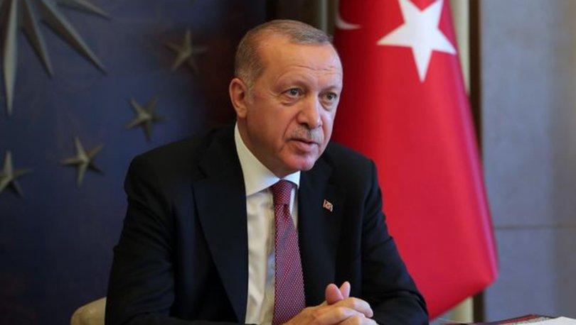 Cumhurbaşkanı Erdoğan, kızları kaçırılan aileyle görüştü