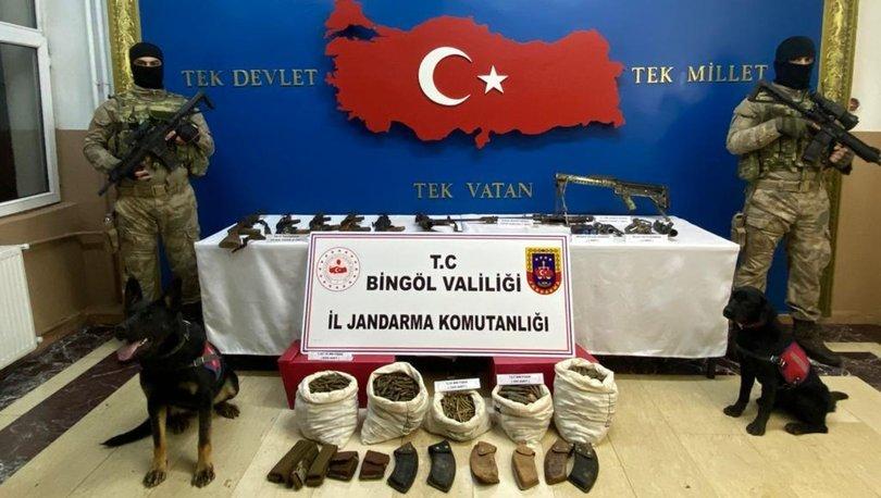 SON DAKİKA HABERİ!Bingöl'de bölücü terör örgütüne büyük darbe