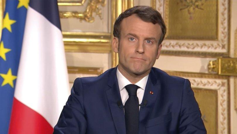 Macron uyardı: 11 Mayıs'ta karantina bittiğinde normal yaşama dönüş olmayacak! - Haberler