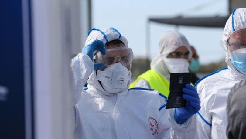 İsrail'de koronavirüs vaka sayısı 16 bini aştı