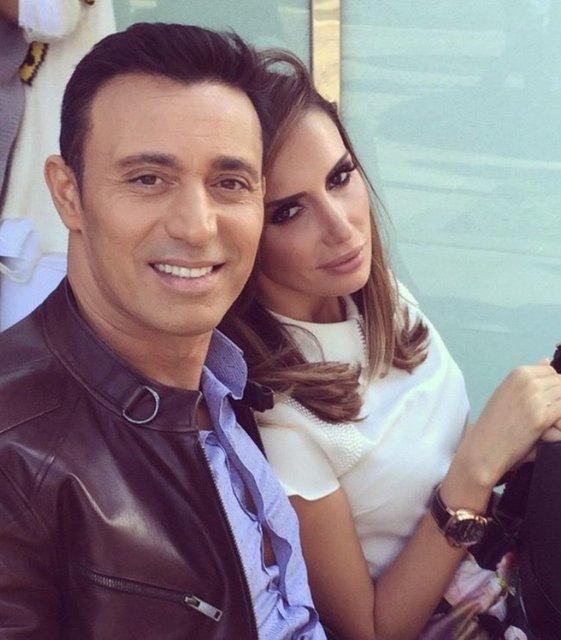 Emina Jahovic'ten Mustafa Sandal açıklaması - Magazin haberleri