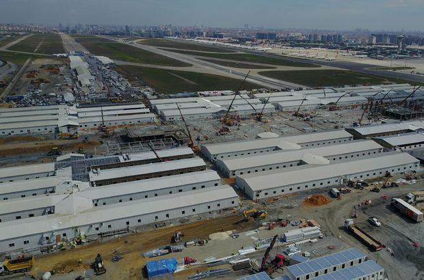 DHMİ'den 'Atatürk Havalimanı' açıklaması
