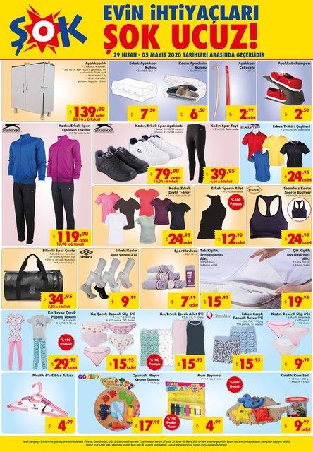 BİM A101 ŞOK aktüel ürünler kataloğu! 5 Mayıs 2020 BİM ŞOK A101 katalog ürünleri