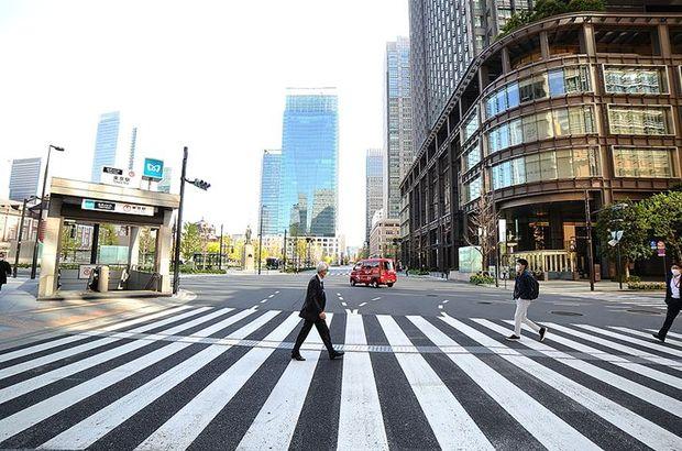 Japonya'da OHAL 31 Mayıs'a uzatıldı
