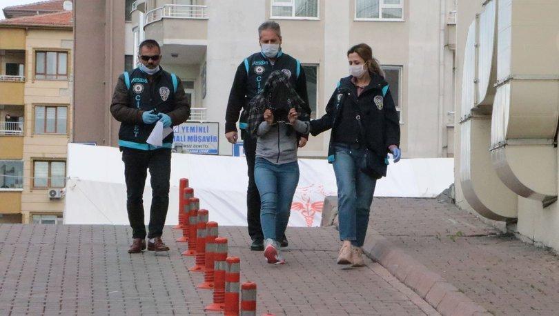 Son dakika haberler... Kayseri'de bağ evinde erkek arkadaşını öldüren kadın yakalandı