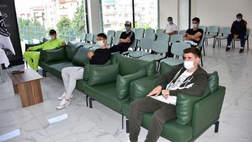 Manisa FK perşembe günü topbaşı yapıyor
