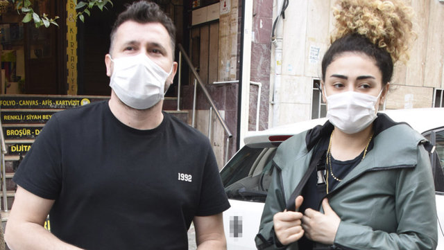 Dilan Çıtak Tatlıses-Levent Dörter çifti: Maske takmayanlar yüzünden hasta olduk - Magazin haberleri