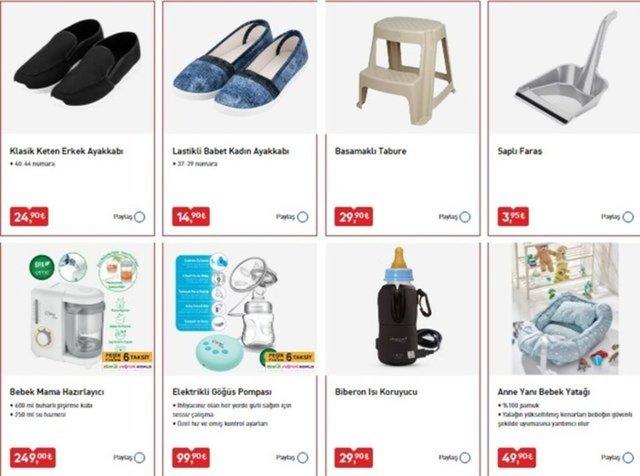 BİM 13 Mayıs 2020 aktüel ürünleri satışa çıkıyor! BİM'de hangi ürünler indirimde? İşte tam liste