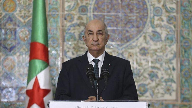Cezayir Cumhurbaşkanı: Fransa sömürge döneminde Cezayir halkını katletti