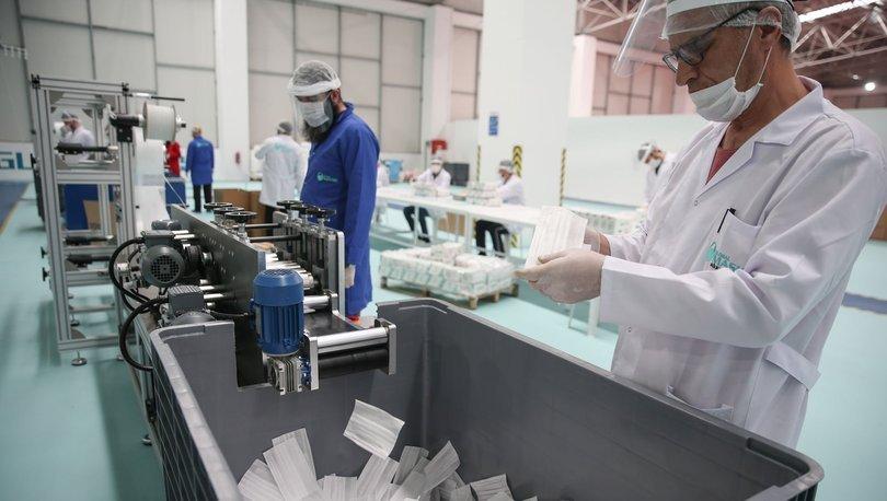 A&S Holding ayda 1.5 milyar maske üretecek - haberler
