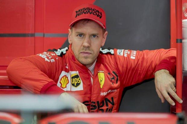 Vettel, Ferrari'den ayrılıyor
