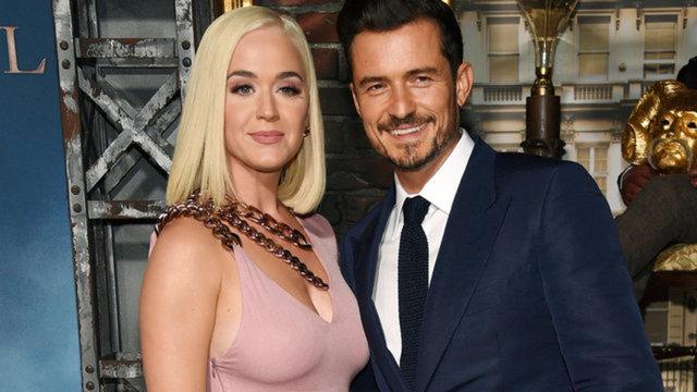 Katy Perry'den karnı burnunda pozlar - Magazin haberleri