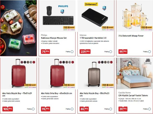 BİM 15 Mayıs 2020 Aktüel ürünler kataloğu satışta! BİM indirimli ürünler listesi...