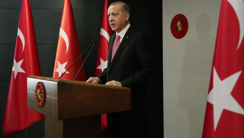 Cumhurbaşkanı Erdoğan'dan Van'daki saldırıya sert tepki!