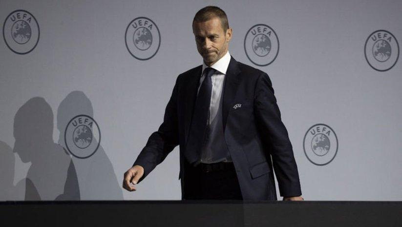 UEFA'dan flaş açıklama!