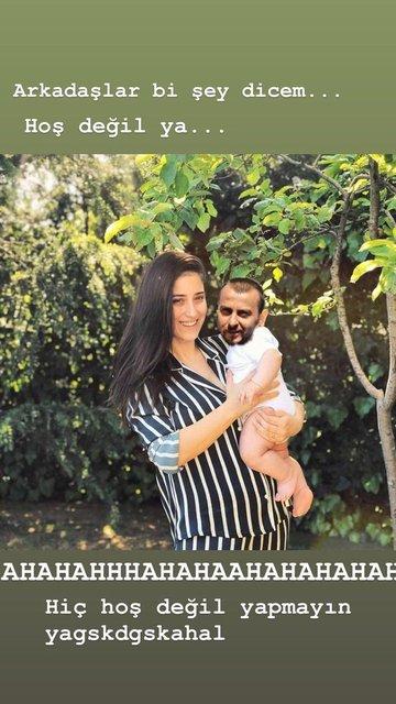 Hazal Kaya'yı güldüren fotoğraf! - Magazin haberleri
