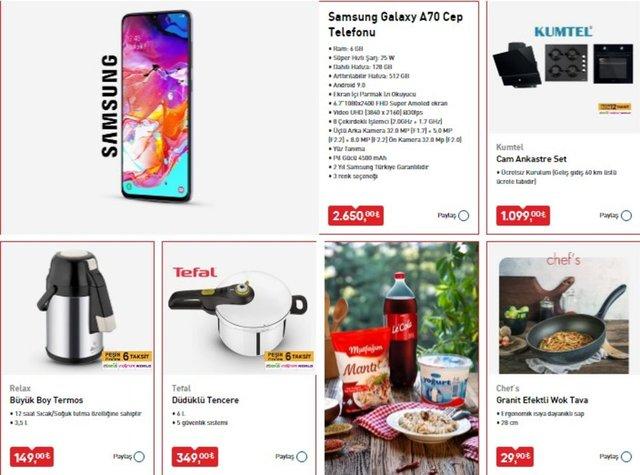 BİM 20 Mayıs 2020 Aktüel ürünler kataloğu! BİM indirimli ürünler listesi için TIKLA