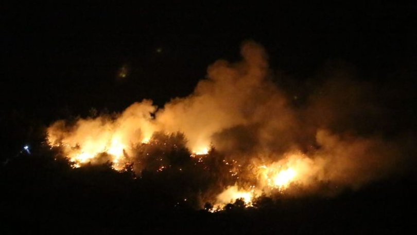 adana yangın
