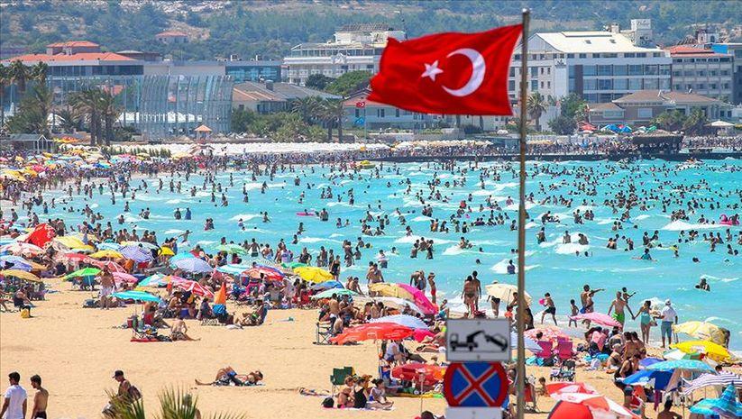Dünya turizmcileri Türkiye dedi!