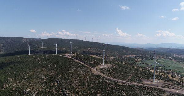 GE ve Fina Enerji rüzgar santralleri için anlaştı