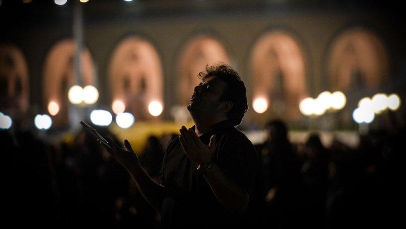 Kadir Gecesi duası ve anlamı! Kadir Gecesi duası Türkçe ve Arapça okunuşu