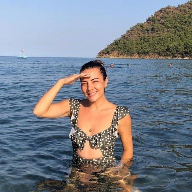 Burcu Kara: Ruh halime ugun bir aksesuar buldum - Magazin haberleri