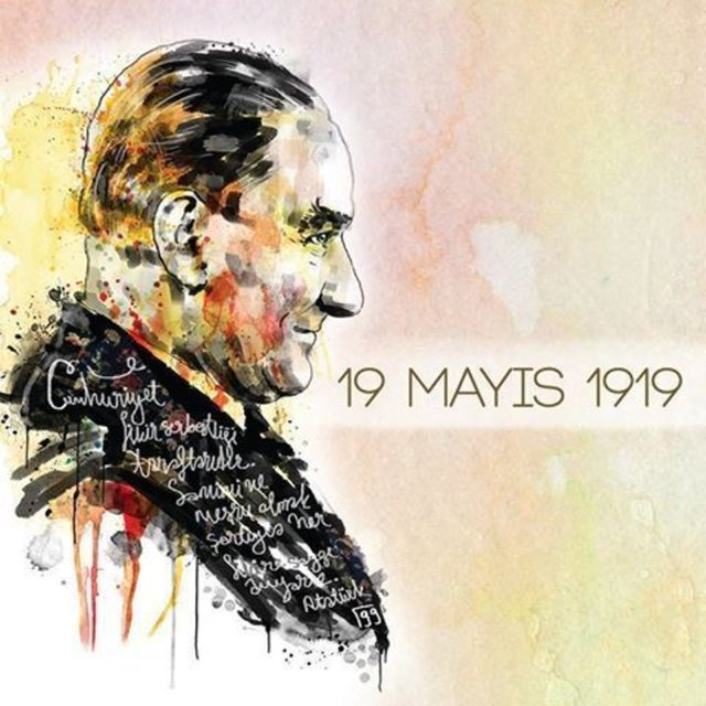 19 Mayıs mesajları, sözleri 2020! YENİ resimli mesajlar: 19 Mayıs Atatürk'ü Anma Gençlik ve Spor Bayramı'nız kutlu olsun