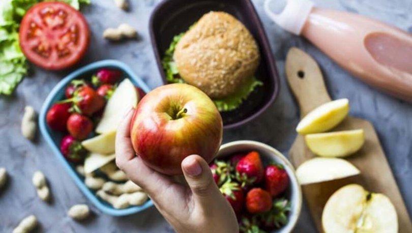 Metabolizmayı hızlandıran gıdalar nelerdir?