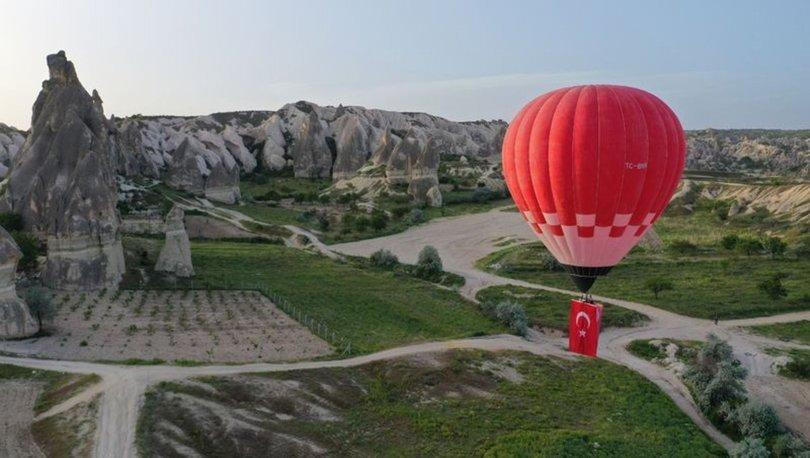 kapadokya yerli ve milli balon